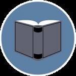 Icon Grafikdesign Buchcover