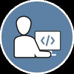 Icon Webdesign Coding