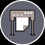 Icon Grafikdesign Druckdaten