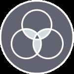 Icon Grafikdesign Farbgestaltung