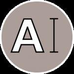 Icon Grafikdesign Typografie