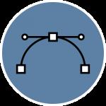 Icon Logo-Entwicklung